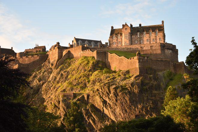 A Glimpse of Scotland